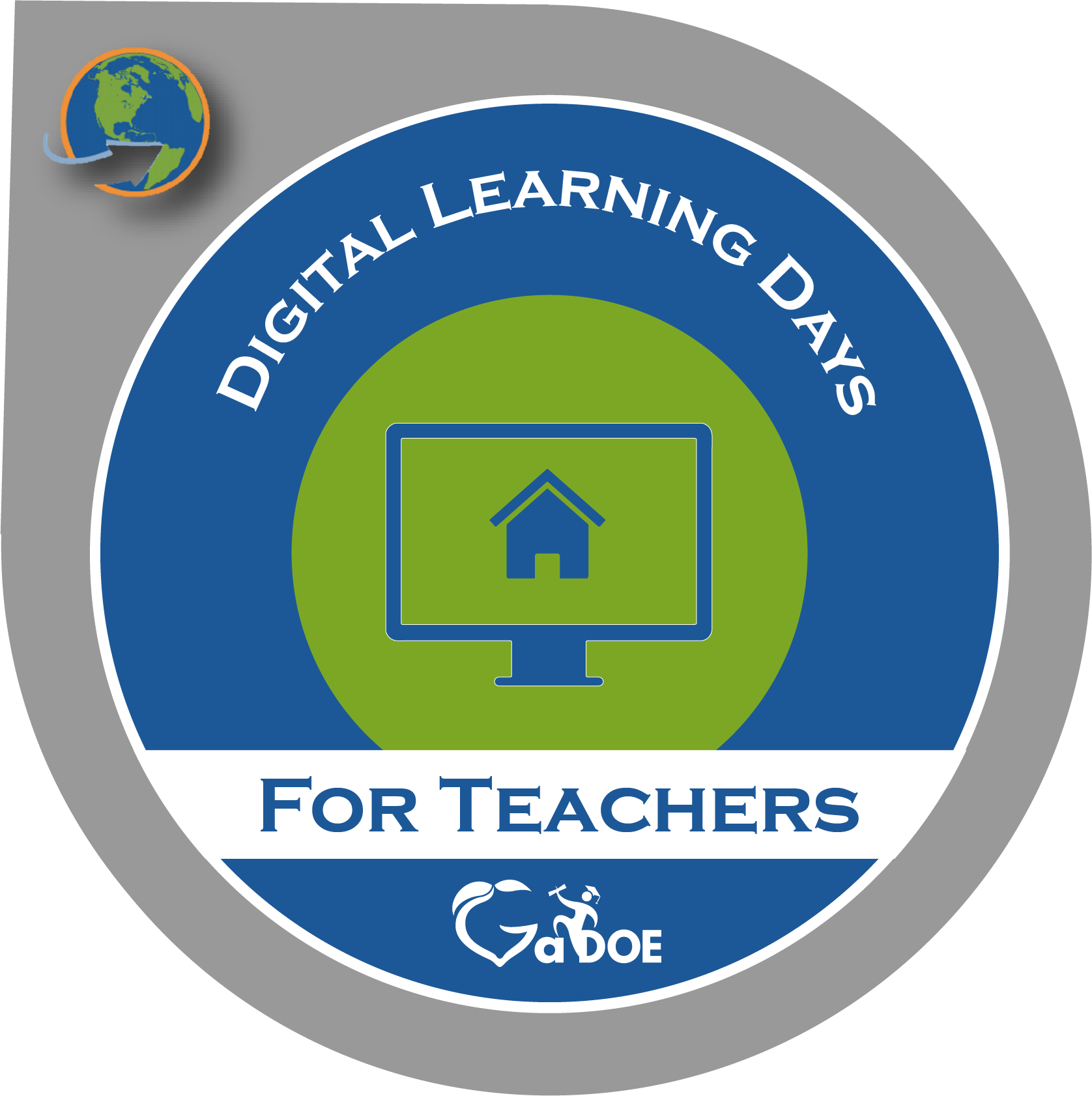 Digital Learning Days Badge